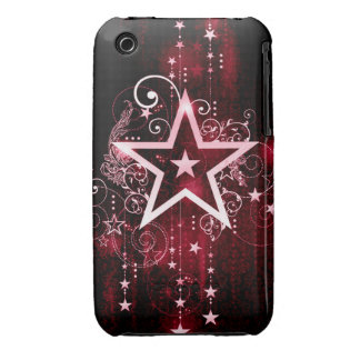 red star iPhone 3 cover