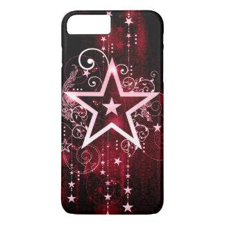 red star iPhone 8 plus/7 plus case