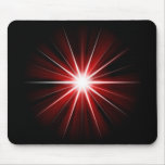 red star mouse pads