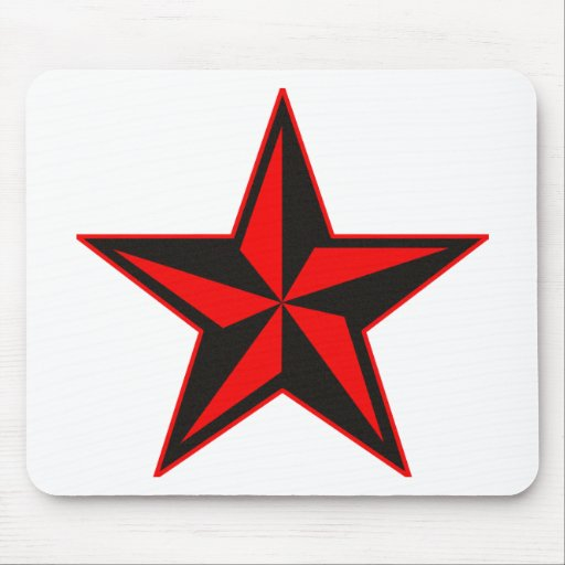 Red Star Mousepads