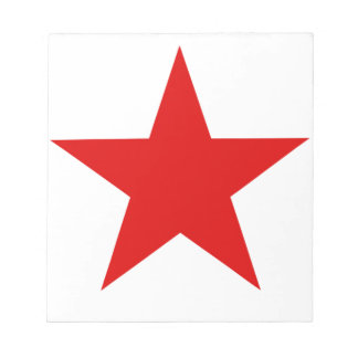 Red Star ★ Notepad