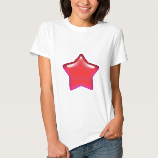 Red Star of Love Shirt