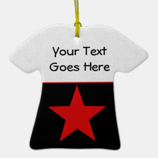 Red Star Ornaments