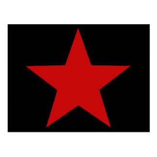Red Star Post Cards