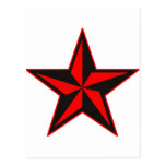 Red Star Postcards