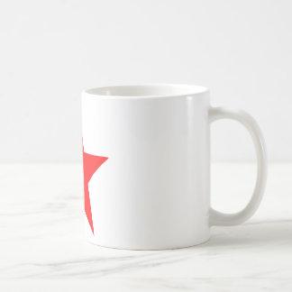 Red Star Products & Designs! Coffee Mug