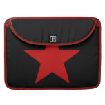 Red Star Sleeves For MacBook Pro