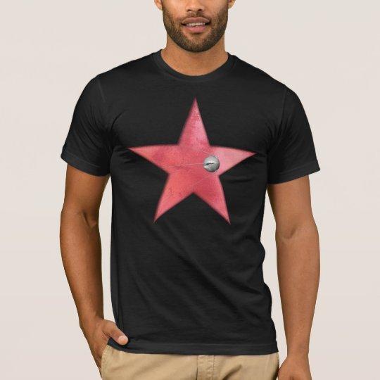 red star + sputnik 1 T-Shirt