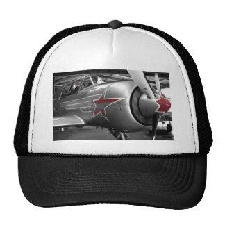 Red Star Yak 52 Trucker Hat