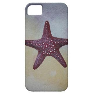 Red Starfish Phone Case iPhone 5 Case