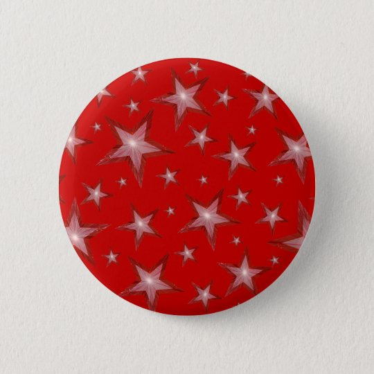 Red Stars button badge red