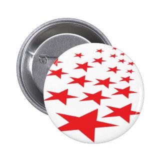 red stars carpet button