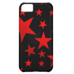 RED STARS!!! CASE FOR iPhone 5C
