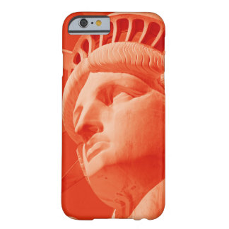 Red Statue of Liberty Barely There iPhone 6 Case