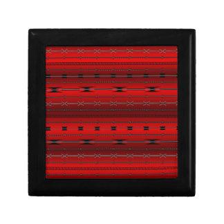 Red Steel Wires Keepsake Boxes