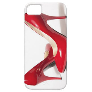 Red Stiletto Heels Iphone 5 & 5s Cellphone Case