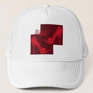 Red Stiletto's Trucker Hat