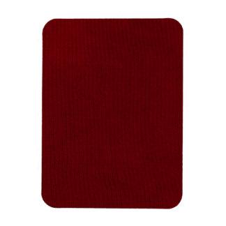Red Stockinette Premium Magnet