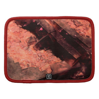 Red Stone Folio Planner