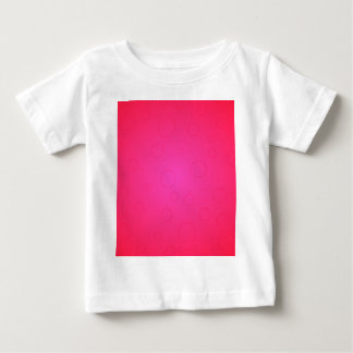 Red Strange Polka Dots Pink Styling Holidays Baby T-Shirt