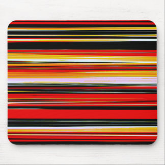 RED STRATA ~ MOUSE PAD