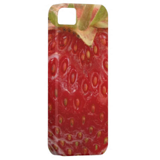 Red Strawberry iPhone 5 Case