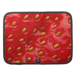 Red Strawberry Texture Organizers