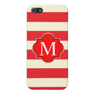 Red stripe case for iPhone SE/5/5s