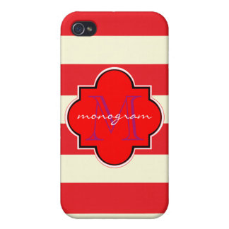 Red stripe iPhone 4/4S covers