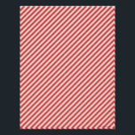 "Red Striped Scrapbook Paper<br><div class=""desc"">Red striped design for your scrapbooking needs. Kind of looks like a candy cane ... </div>"