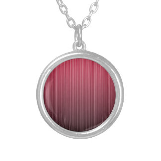 Red Stripes Custom Necklace