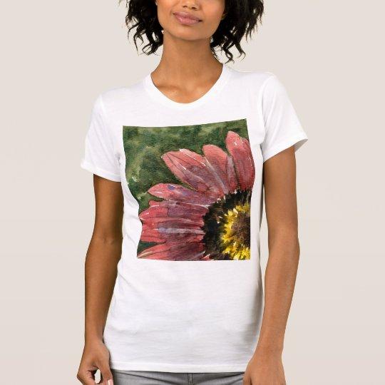 Red Sunflower T Shirt / Apparel