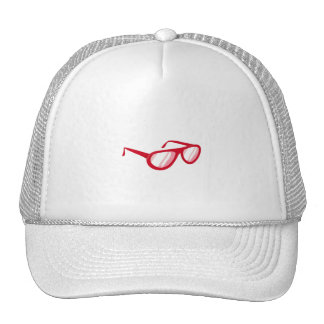 red sunglasses reflection png hats