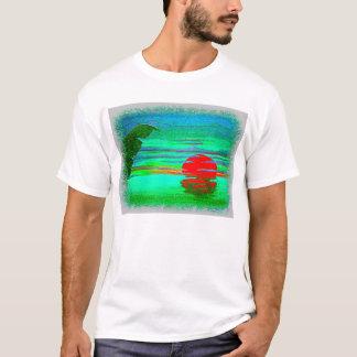 red sunset T-Shirt