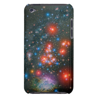 Red Super Giant Cluster iPod Touch Cover