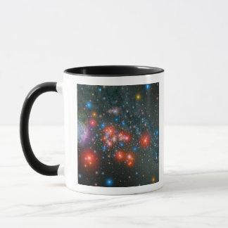 Red Super Giant Cluster Mug