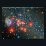 "Red Super Giant Cluster Photo Print<br><div class=""desc"">Red Super Giant Cluster with associated Supernova Remnant featured with astronomy.</div>"
