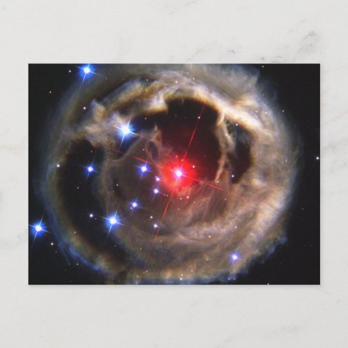 Red Supergiant postcard