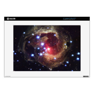 Red Supergiant Star Laptop Skin