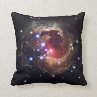 Red Supergiant Star Pillow