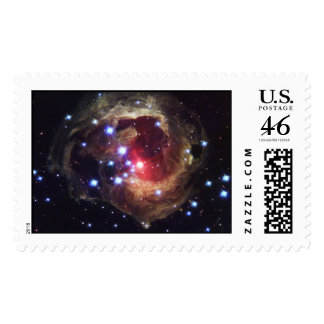 Red Supergiant Star US Postage Stamps