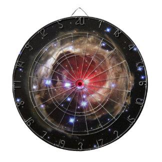 Red Supergiant Star V838 Monocerotis Dart Board