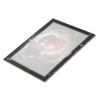 Red Supergiant Star V838 Monocerotis Scratch Pads