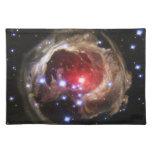Red Supergiant Star V838 Monocerotis Place Mat