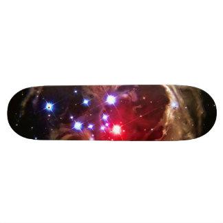 Red Supergiant Star V838 Monocerotis Skateboard Deck