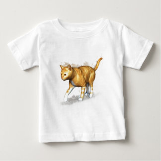 Red Tabby Baby T-Shirt