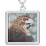 Red-tail ab full custom necklace