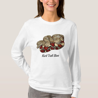 Red Tail Boa Ladies AA Hoody