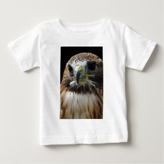 Red Tail Buzzard Baby T-Shirt
