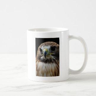 Red Tail Buzzard Coffee Mug